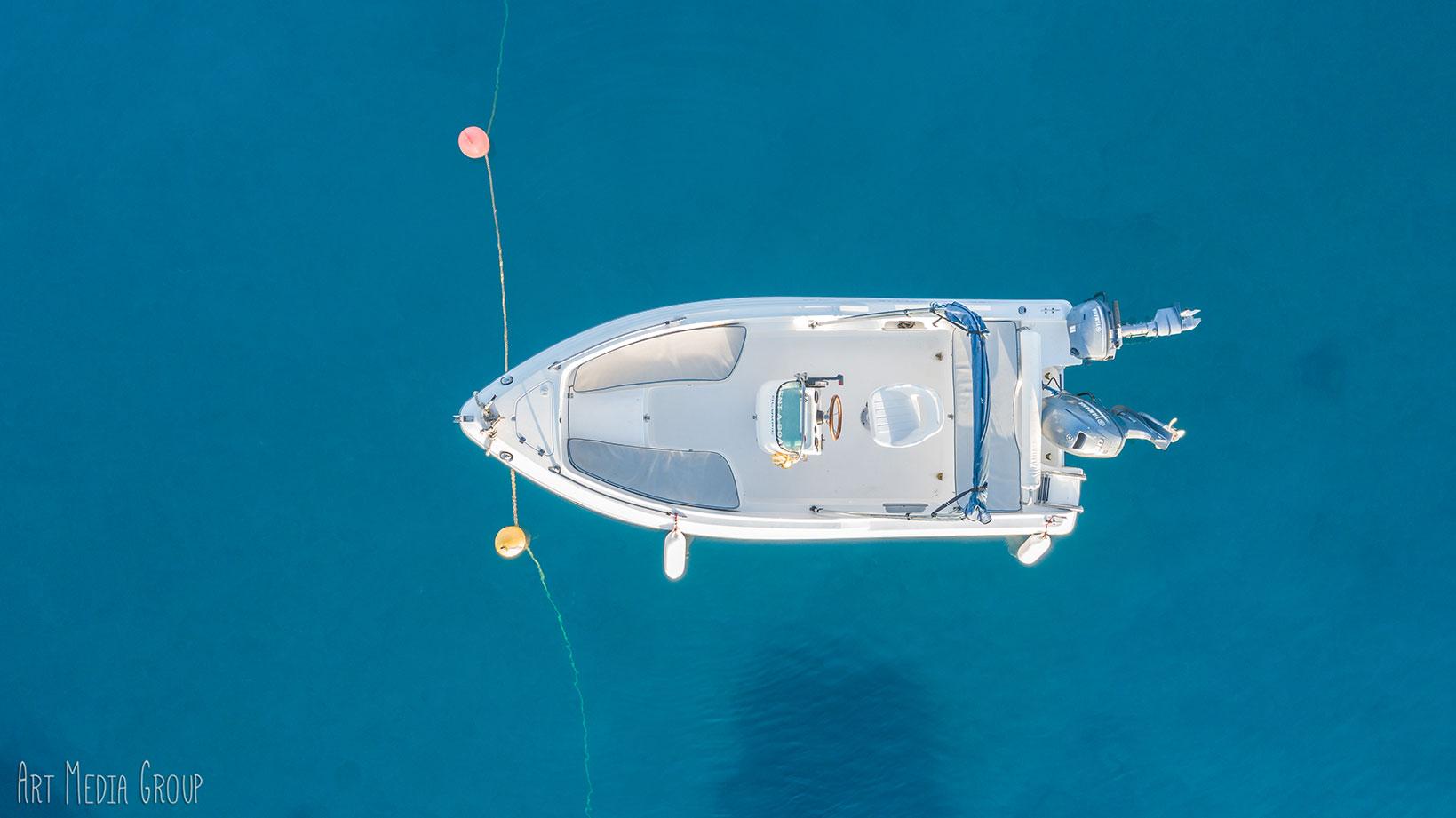 Olympic 490cc Boat
