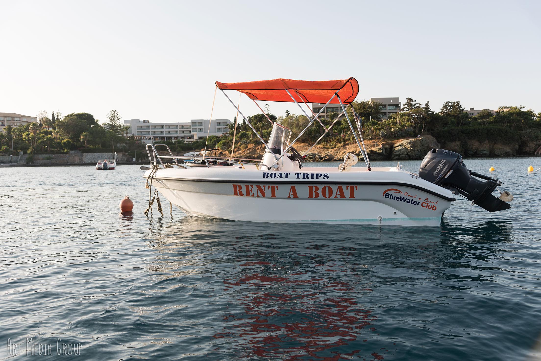 Poseidon BluWater 480cc